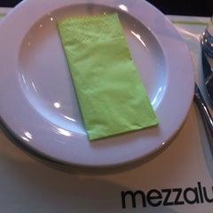 Photo taken at Mezzaluna by GIANNIS P. on 2/22/2013