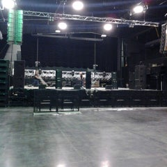 Photo taken at The Venue by Mel P. on 4/5/2013