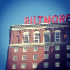 Photo taken at The Providence Biltmore Hotel by Tim B. on 7/21/2013