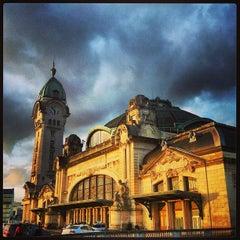 Photo taken at Gare SNCF de Limoges-Bénédictins by Arthur C. on 2/15/2013