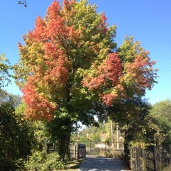 Photo taken at River Walk Trail by Ranger F. on 10/13/2012