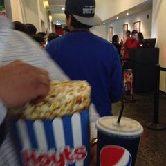 Photo taken at Cine Hoyts by Luis R. on 10/3/2013