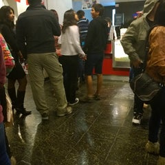 Photo taken at Cine Hoyts by Luis R. on 4/12/2014