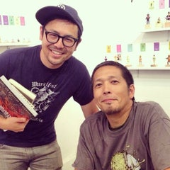 Photo taken at Giant Robot Store by Geoff O. on 8/4/2014