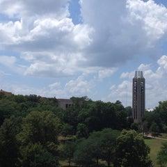 Photo taken at Kansas Union by Jennifer G. on 7/17/2013