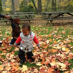 Photo taken at Hagley Museum and Library by Candis P. on 10/28/2012
