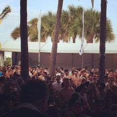 Photo taken at The Pool Parties at The Surfcomber by Randall S. on 3/27/2014