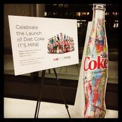 Foto tomada en Coca-Cola Headquarters por Andrea E. el 2/1/2016