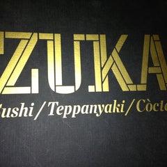 Photo taken at Zuka by Mireia L. on 7/1/2013
