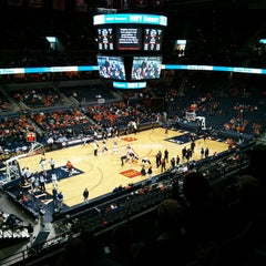 Photo taken at John Paul Jones Arena by Aaron C. on 3/27/2013