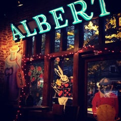 Photo taken at The Albert by Tamera L. on 10/31/2012
