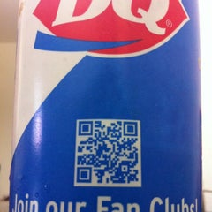 Photo taken at Dairy Queen by Yan O. on 10/17/2012