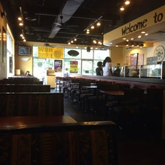Photo taken at Moe's Southwest Grill by Chris J. on 5/28/2014