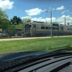 Photo taken at NJT - Ramsey Station (MBPJ) by Kelly B. on 6/14/2014