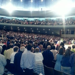 Photo taken at Community of Christ Auditorium by Talya M. on 5/15/2014