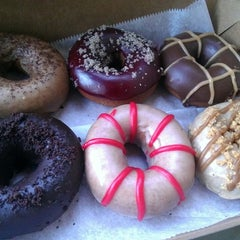 Photo taken at Federal Donuts by Steve on 4/4/2013
