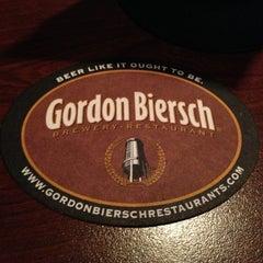 Photo taken at Gordon Biersch by Ken T. on 6/26/2013