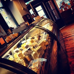 Photo taken at Beecher's Handmade Cheese by Rob H. on 1/13/2013