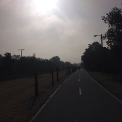 Photo taken at Duarte Bike Trail by Ghio T. on 6/9/2014