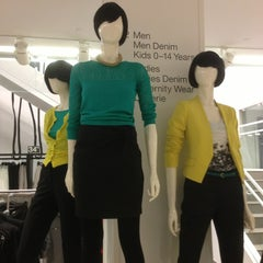 Photo taken at H&M by Bobby Z. on 1/5/2013