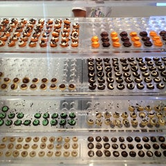 Photo taken at Baked By Melissa by Teresa F. on 10/26/2012