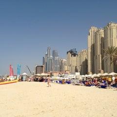 Photo taken at Hilton Dubai Jumeirah Resort by Mike H. on 3/17/2013