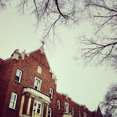 Photo taken at St. Joseph's College by Nicholas Y. on 11/1/2012