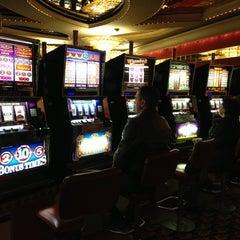 Photo taken at Casino Partouche d'Annemasse by Adélaide B. on 12/28/2012