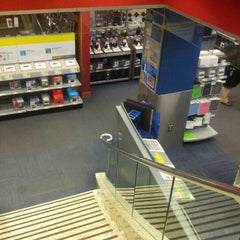Photo taken at Best Buy by Stanley X. on 10/8/2012
