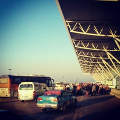 Photo taken at Ningbo Lishe International Airport (NGB) 宁波栎社国际机场 by Stanley X. on 10/17/2012