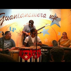 Photo taken at Guantanamera by FernFern on 10/26/2012