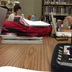 Photo taken at Perry-Castañeda Library (PCL) by Hugo R. on 10/26/2012