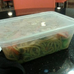 Photo taken at Food Channel by Engku J. on 10/15/2012