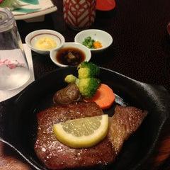 Photo taken at 奥の湯 by K T. on 2/16/2013