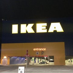 Photo taken at IKEA by Chris O. on 11/30/2012