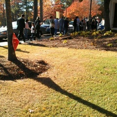 Photo taken at Fulton County North Annex Service Center by Annia R. on 11/2/2012