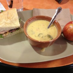 Photo taken at Panera Bread by Abigail C. on 2/1/2013