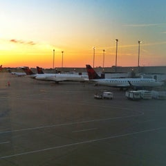Photo taken at Louisville International Airport by Bryan H. on 10/13/2012