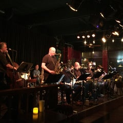 Photo taken at Tula's Restaurant and Jazz Club by Siobhan Q. on 11/24/2014
