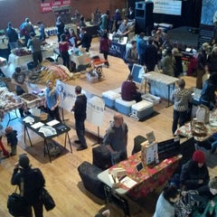 Photo taken at Somerville Winter Farmers Market by Candice C. on 4/6/2013