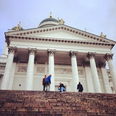 Photo taken at World Design Capital Helsinki 2012 [Studio/Office] by Anton K. on 6/14/2014