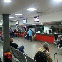 Photo taken at Aeroexpresos Ejecutivos by Choka Las Manos F. on 1/12/2013