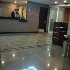 Photo taken at Hotel Eurobuilding Express by Choka Las Manos F. on 2/2/2013