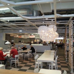Photo taken at IKEA Restaurant by Viktória K. on 5/7/2014