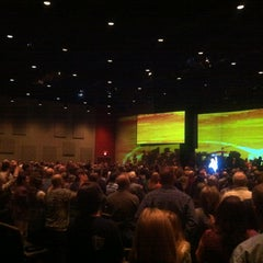 Photo taken at Fusion Bible Church by Michael M. on 1/20/2013