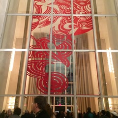 Photo taken at John F. Kennedy Center Eisenhower Theatre by Terry B. on 3/8/2015