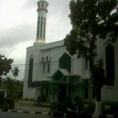 Photo taken at Masjid Asra Albakrie by radika s. on 10/17/2012