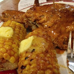 Photo taken at Nando's by Andrei G. on 4/24/2013