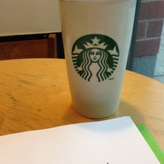 Photo taken at Starbucks by WJ on 10/3/2012