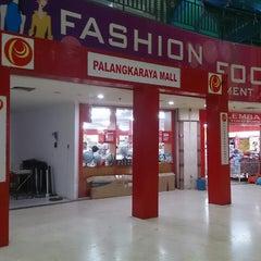 Photo taken at Palangkaraya Mall (PALMA) by Asta J. on 7/1/2014